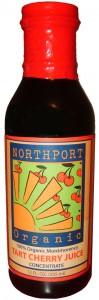 northport organic tart cherry juice